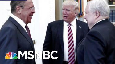 Rpt: Trump WH Limited Access To Transcripts Of Calls With Vladimir Putin | The Last Word | MSNBC 6