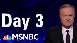 Rpt: Trump Comments To Russians Prompted W.H. Officials To Limit Access | The Last Word | MSNBC 3