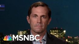 """Rep. Jason Crow: Trump's Conduct """"Threatens All I Swore To Protect"""" 
