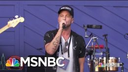 One Republic Performs 'I Lived' | MSNBC 2