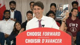 Justin Trudeau presents Liberal Party's full platform 6