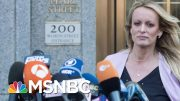 Stormy Daniels Could Be Key To Unlock Trump Impeachment Probe | The Beat With Ari Melber | MSNBC 5