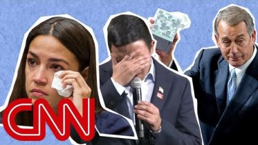 There IS crying in politics 5