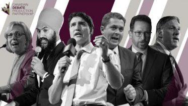Canada Election 2019 Leaders' Debate 1