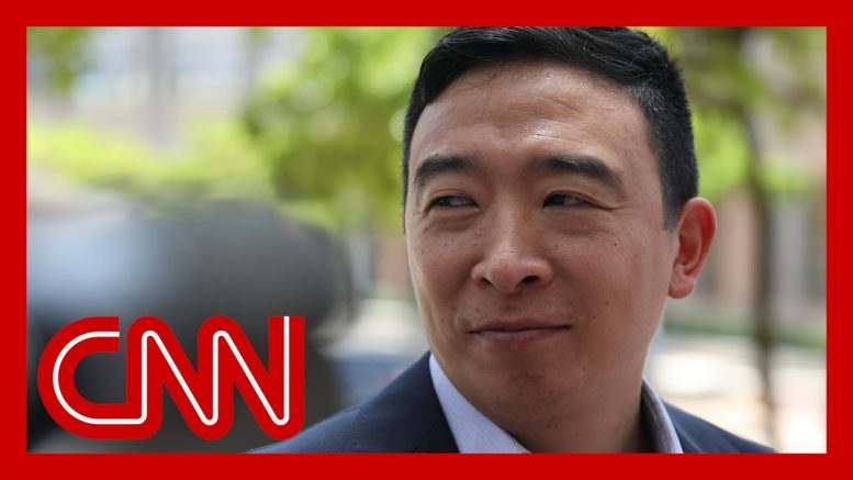 How far can $1,000 a month take Andrew Yang 1