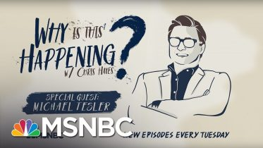 White Identity Politics with Michael Tesler | Why Is This Happening? - Ep 27 | MSNBC 2