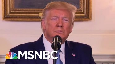 ISIS Resurgence Intensifies As Trump Hails Situation In Syria As Win For U.S | Deadline | MSNBC 1