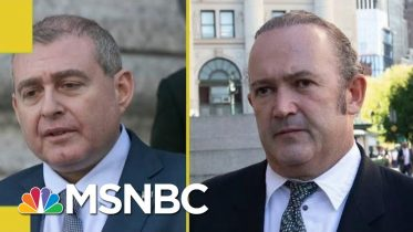 'A Major conspiracy': Indicted Giuliani Aides Could Sing To Feds   The Beat With Ari Melber   MSNBC 10