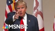 Trump Lawyer literally Claims The President Can Shoot A Person Without Being Indicted | MSNBC 4