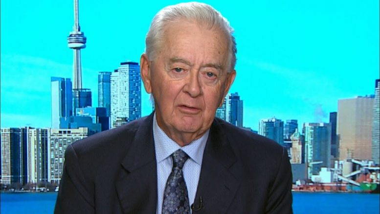 Preston Manning: Trudeau should take advice from Premiers Kenney and Moe 1