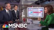 Major Percentage Of Young Adults Might Not Feel Better Off After Trump | Velshi & Ruhle | MSNBC 5