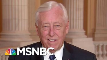 Rep. Steny Hoyer: When GOP Talks About Secret Hearings 'I Laugh' | Velshi & Ruhle | MSNBC 1