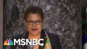 Rep. Bass: 'We Need To Know How Much Damage This Administration Has Done' | MTP Daily | MSNBC 3