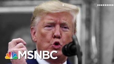 Calculated Counter-Narrative? Trump DOJ Criminal Probe Timing Is Suspicious | The 11th Hour | MSNBC 1