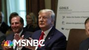 American Voters Divided On Impeachment, Polling Shows | Morning Joe | MSNBC 3