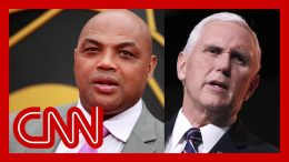 Charles Barkley to Mike Pence: Shut the hell up 1