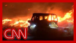 Millions facing a critical wildfire threat in California 6