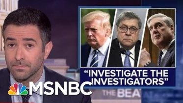 Ari Melber: Evidence Points To AG Barr Abusing Law Enforcement Powers | MSNBC 6