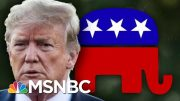 'Unhinged' Trump 'Needs To Shut Up': GOP Chaos Amid Impeachment Fury   MSNBC 2