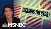 NBCUniversal Offers NDA Releases Over Harassment Claim Concerns | Rachel Maddow | MSNBC 5