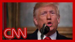 Donald Trump announces ISIS leader Abu Bakr al-Baghdadi is dead 3