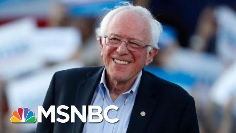 Bernie Sanders Suspends Campaign Events After Heart Surgery | Hallie Jackson | MSNBC 1