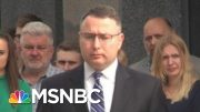 FOX News Goes After WH Aide Who Heard Trump Call Before Testifies Congress | The 11th Hour | MSNBC 2