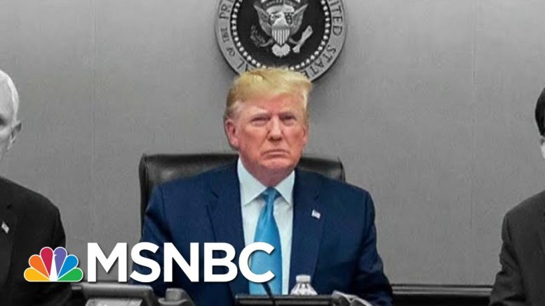 Did Trump Make Up Details About Raid That Killed ISIS Leader Al-Baghdadi? | The 11th Hour | MSNBC 1