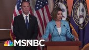 As Trump Takes Victory Lap, Dems To Vote To Move Forward With Impeachment - The Day That Was | MSNBC 5