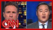 Chris Cuomo to John Yoo: How is that espionage? 4
