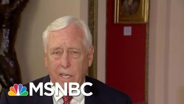 Hoyer: 'We Don't Need' An Impeachment Resolution 'Vote Tomorrow'   MTP Daily   MSNBC 6