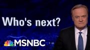 Intel Member: There's 'Parade Of Patriots' Testifying To Impeachment Inquiry | The Last Word | MSNBC 3