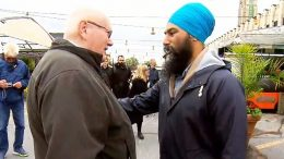 Jagmeet Singh responds to man's comment to cut turban off 6
