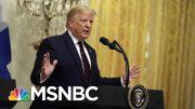 Trump: 'It's A Scandal' If Schiff Knew Early Details Of Whistleblower Report   MSNBC 3