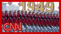 China shows off military in anniversary parade 2