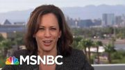 Kamala Harris: President Donald Trump's 'Trying To Intimidate' Whistleblower | Hardball | MSNBC 2