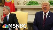 Trump And The President Of Finland Have A Bit Of A Complicated Relationship | All In | MSNBC 5