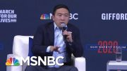 Andrew Yang On The Correlation Between Economic Insecurity And Gun Violence | MSNBC 1