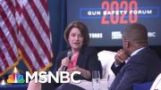 Amy Klobuchar: Kids Don't Have To Accept Gun Violence As Their Reality | MSNBC 4