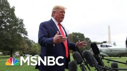 Trump: Ukraine And China 'Should Investigate' The Bidens | MSNBC 7