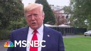 Trump Asks Foreign Governments To Investigate Political Opponents | Deadline | MSNBC 3