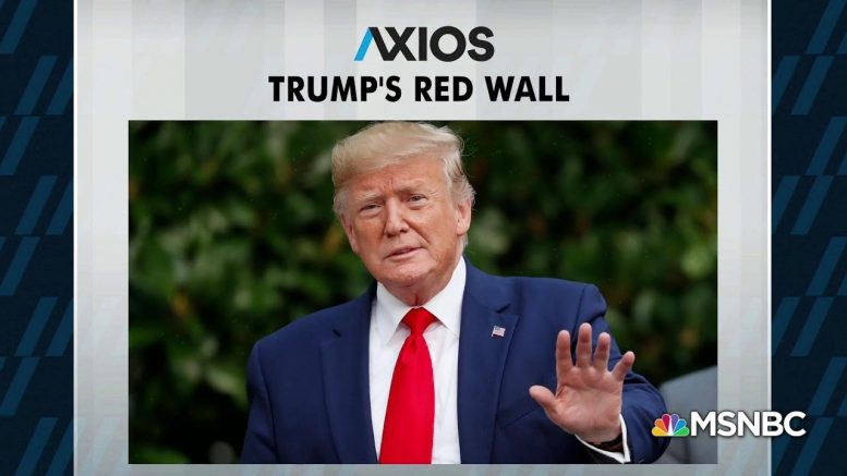 1 Big Thing: Trump's red wall 1