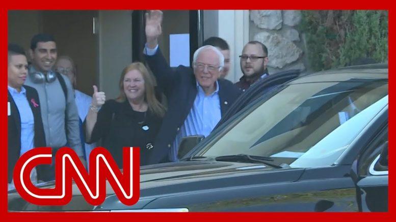 Doctors say Bernie Sanders had a heart attack 1