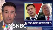 Top Diplomat Rips Trump Ukraine 'Scam' As Damning Texts Emerge | The Beat With Ari Melber | MSNBC 2