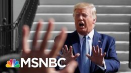 What The Existence Of A Second Possible Whistleblower Could Mean For Trump | The 11th Hour | MSNBC 3