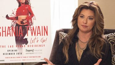 Shania Twain on how she overcomes her stage fright 2