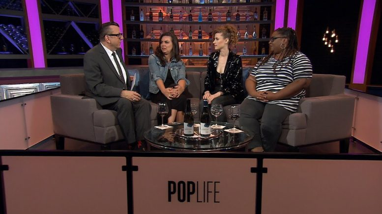 How can you conquer a fear of stage fright? The Pop Life panel discusses 1