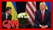 Was Trump really joking about investigating Biden? Anderson Cooper isn't laughing 3