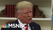 Second Whistleblower Emerges On President Donald Trump And Ukraine | Velshi & Ruhle | MSNBC 4