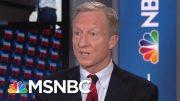Tom Steyer: President Donald Trump Was A Fraud As A Businessman | Velshi & Ruhle | MSNBC 5